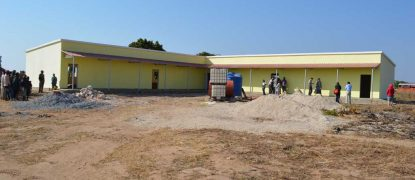 June 2016 visit to ngunda