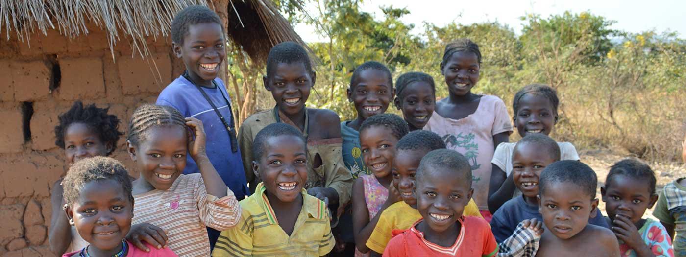 kids in Angola