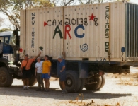 arrival-of-container-at-nangweshi