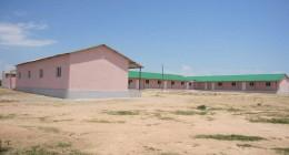 RISE school at Chimbassi