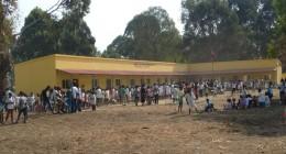 RISE school at Chissindo