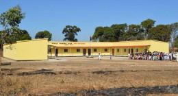 RISE school at Jimba-Silili
