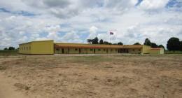 RISE school at Kuquema