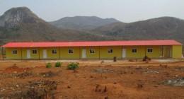 RISE school at Lumela