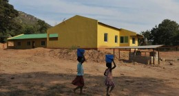 RISE school at Ungongo