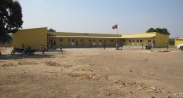 RISE school at Andulo