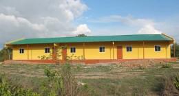 RISE school at Tangua
