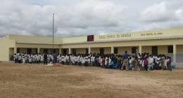 students at gamba-nongolo