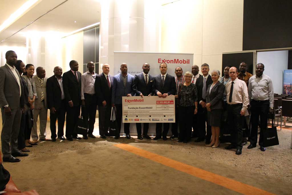 ExxonMobil Foundation Presentation 2018